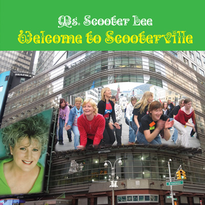Scooter Lee-Welcome To Scooterville