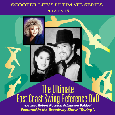 The Ultimate East Coast Swing Reference DVD
