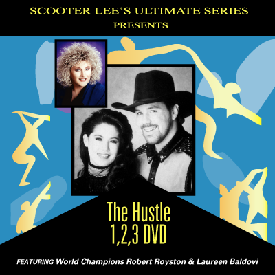 The Hustle 1,2,3 DVD