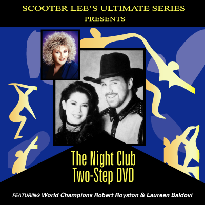 The Night Club Two-Step DVD