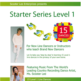 Scooter Lee-Starter Series Level 1