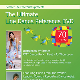 Scooter Lee-The Ultimate Line Dance Reference DVD