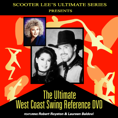 The Ultimate West Coast Swing Reference DVD