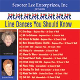 Scooter Lee-Line Dances You Should Know