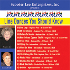 Scooter Lee-Line Dances You Should Know
